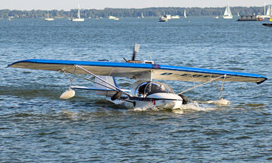 D-EDWV - Private Progressiva Aerodyne SeaRey