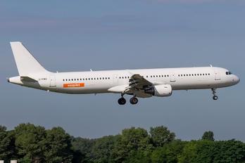 G-POWU - easyJet Airbus A321