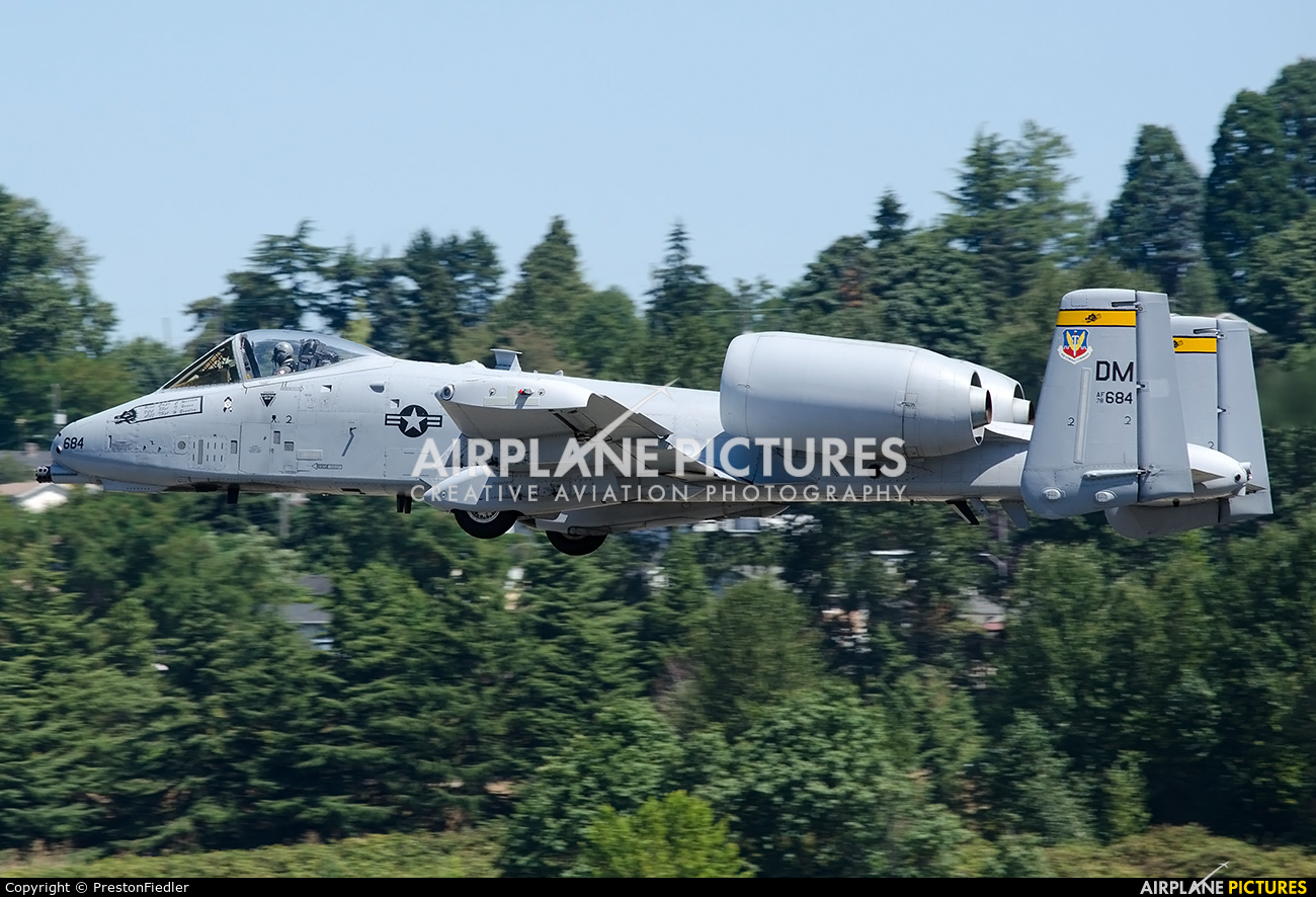 USA - Air Force 78-0684 aircraft at Seattle - Boeing Field / King County Intl