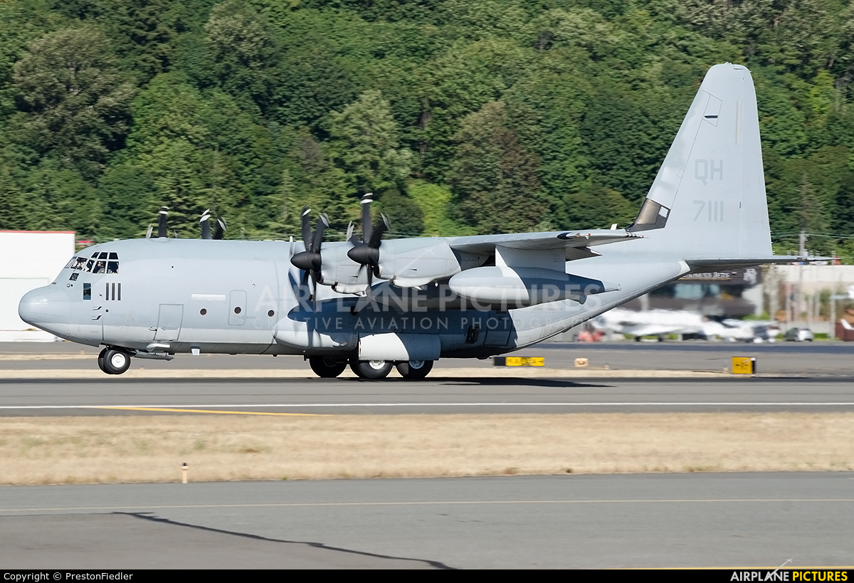 USA - Marine Corps 167111 aircraft at Seattle - Boeing Field / King County Intl