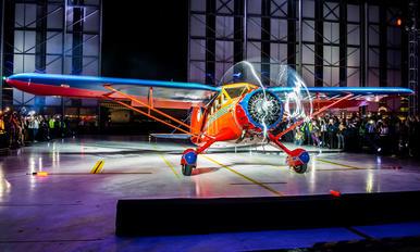 NC-14163 - Aeromexico Stinson SR-5A Reliant
