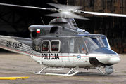 SN-18XP - Poland - Police Bell 412HP aircraft