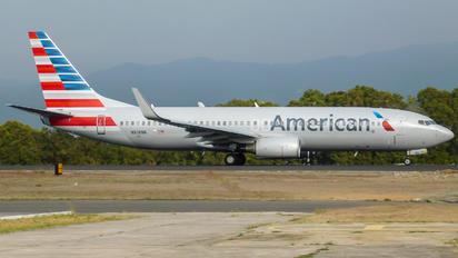 N818NN - American Airlines Boeing 737-800