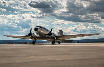 N12BA - Private Douglas DC-3