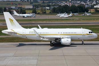 HZ-SKY4 - Sky Prime Airbus A319