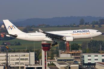 SU-TCH - Al Masria Airbus A330-200