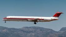OY-RUT - Danish Air Transport McDonnell Douglas MD-82 aircraft