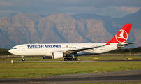 TC-JND - Turkish Airlines Airbus A330-200 aircraft