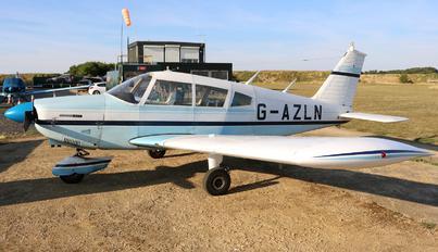 G-AZLN - Private Piper PA-28 Cherokee