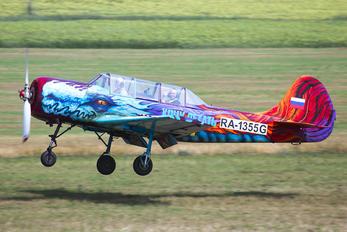 RA-1355G - Private Yakovlev Yak-52
