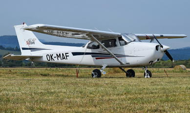 OK-MAF - Private Cessna 172 Skyhawk (all models except RG)