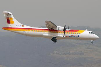 EC-LRR - Air Nostrum - Iberia Regional ATR 72 (all models)