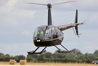 OY-HJE - Private Robinson R44 Clipper