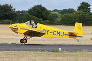 OY-CMJ - Private Druine D.31 Turbulent aircraft