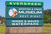 - - Evergreen - Airport Overview - Museum, Memorial aircraft