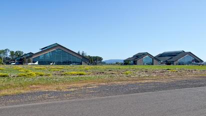- - Evergreen - Airport Overview - Museum, Memorial