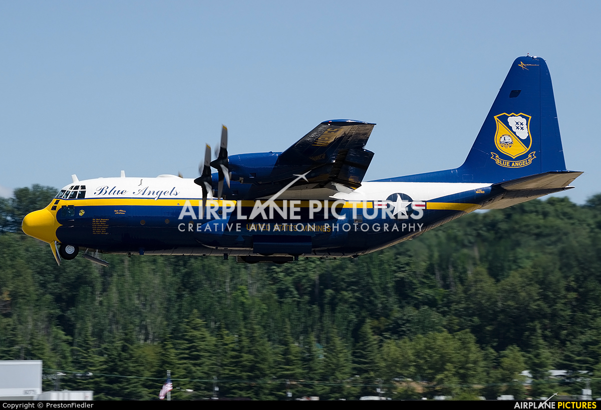USA - Marine Corps 164763 aircraft at Seattle - Boeing Field / King County Intl