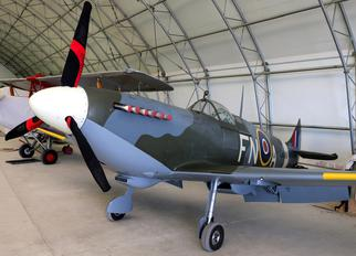 G-ENAA - Private Supermarine Spitfire Mk.26 (replica)