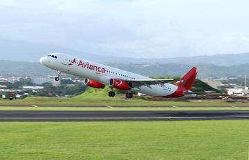 N568TA - Avianca Airbus A321