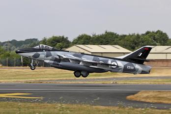 ZZ191 - Royal Navy Hawker Hunter F.58