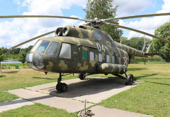 04 - Belarus - Air Force Mil Mi-8