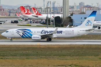 SU-GEH - Egyptair Boeing 737-800