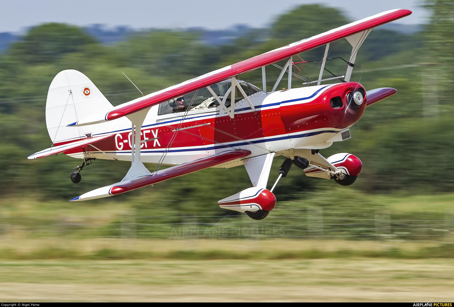 Private G-CCFX aircraft at Lashenden / Headcorn
