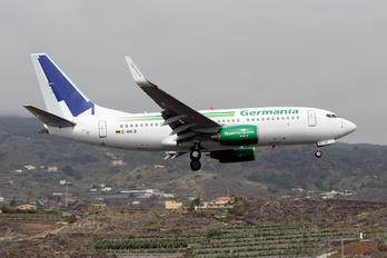 D-ABLB - Germania Boeing 737-700