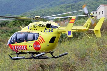 EC-MSE - Servicio de Urgencias Canario. Eurocopter EC145