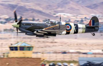 MK959 - Private Supermarine Spitfire Mk.IX