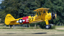 G-NZSS - Private Boeing Stearman, Kaydet (all models) aircraft