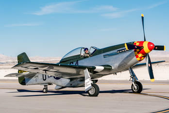 NL7715C - Private North American P-51D Mustang