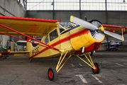SP-CGC - Aeroklub Gliwicki PZL 101 Gawron aircraft