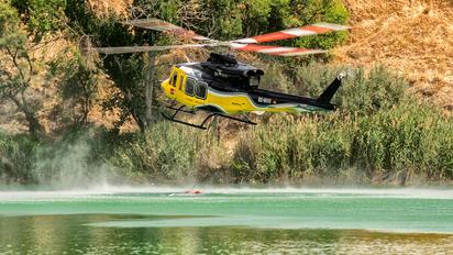 EC-MVU -  Bell 412