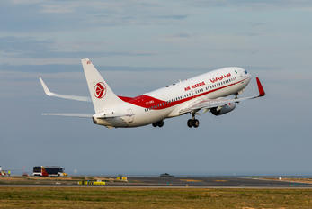 7T-VKQ - Air Algerie Boeing 737-8D6