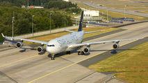 D-AIGW - Lufthansa Airbus A340-300 aircraft