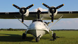 Catalina Aircraft Consolidated PBY-5A Catalina G-PBYA at Kętrzyn - Wilamowo airport