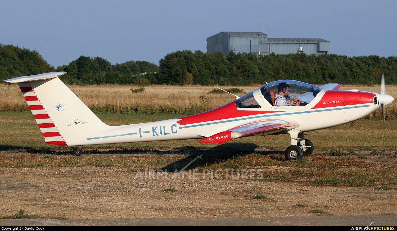 Private I-KILC aircraft at Enstone