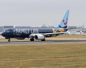 G-FDZG - TUI Airways Boeing 737-800