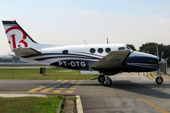 PT-OTG - Private Beechcraft 90 King Air
