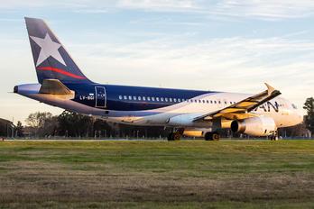 LV-BGI - LAN Argentina Airbus A320