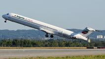 LZ-LDW - Bulgarian Air Charter McDonnell Douglas MD-82 aircraft