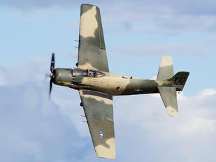 NX965AD - Private Douglas A-1D Skyraider