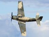 NX965AD - Private Douglas A-1D Skyraider aircraft