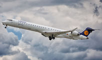 D-ACKG - Lufthansa Regional - CityLine Bombardier CRJ 900ER aircraft