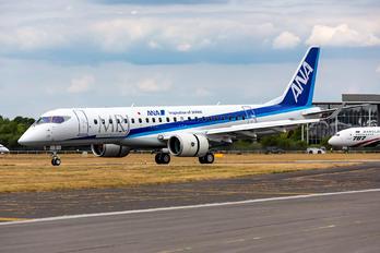 JA23MJ - ANA - All Nippon Airways Mitsubishi MRJ90