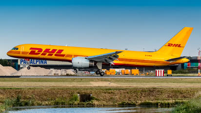 G-DHKD - DHL Cargo Boeing 757-200F