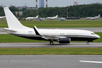 N999TY - TAG Aviation Boeing 737-700 BBJ