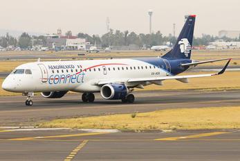 XA-ACK - Aeromexico Connect Embraer ERJ-190 (190-100)