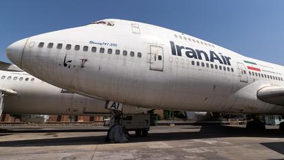 EP-IAI - Iran Air Boeing 747-200
